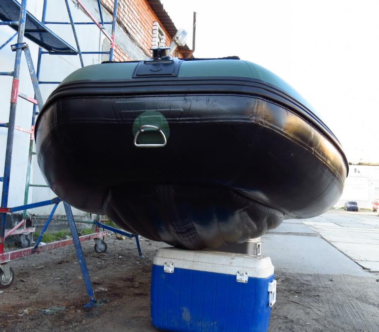 лодки риф 380