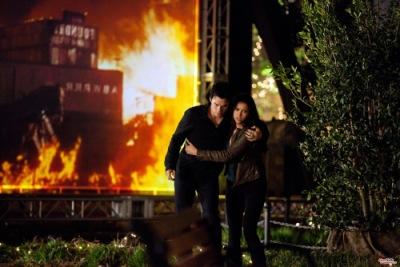 """Босс """"Дневников Вампира"""": 3 сезон - решающий для Деймона и Елены."""