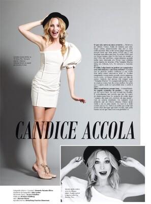 "Кендис для ""Salada Magazine"""