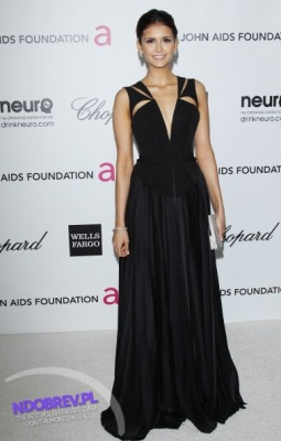 20th Annual Elton John AIDS Foundation Academy Awards Instyle [26 февраля]