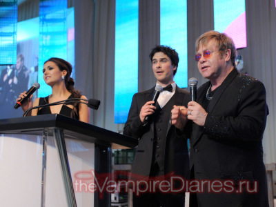 20th Annual Elton John AIDS Foundation Academy Awards Instyle [Новые фото и видео]