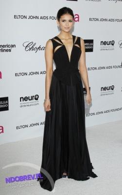 20th Annual Elton John AIDS Foundation Academy Awards Instyle [26 февраля]
