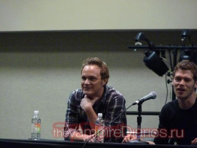 TVD panel at MegaCon Orlando [18-19 февраля]
