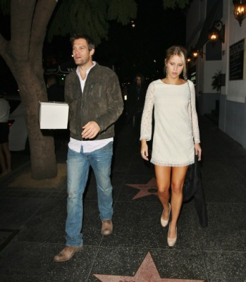 Claire Holt leaves the LSH Nightclub in LA [11 февраля]