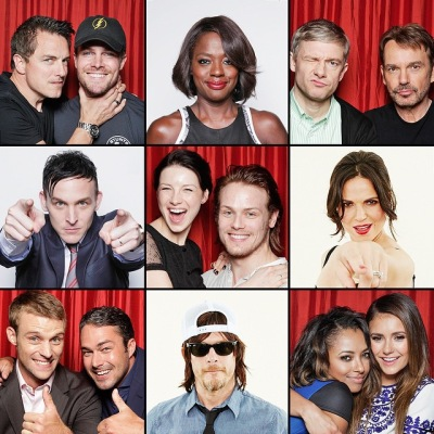 TV Guide Magazine's Photobooth