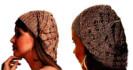 схемы вязания беретов спицами бесплатно.