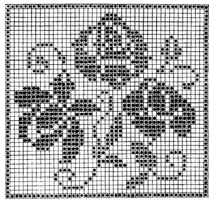 бесплатные схемы филейного вязания вязание спицами