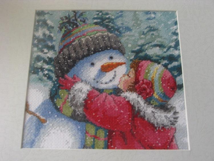 Gallery.ru / Фото #2 - Поцелуй для снеговика Закончен. - suvorina.