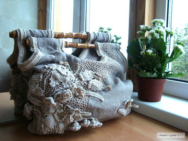 又一组国外漂亮包包 - 十一月雪 - November DIY