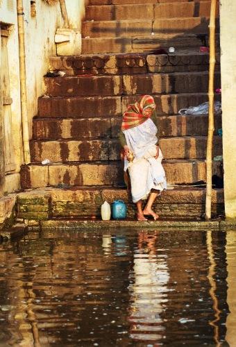 Водичка из Ганга.