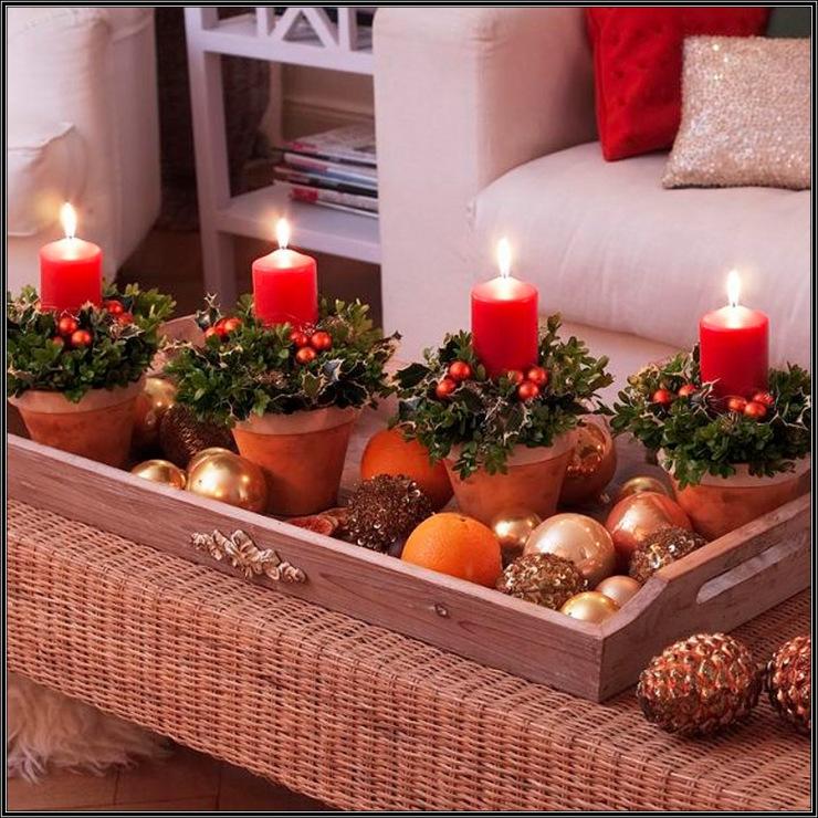 Новогоднее украшение дома своими руками 2016