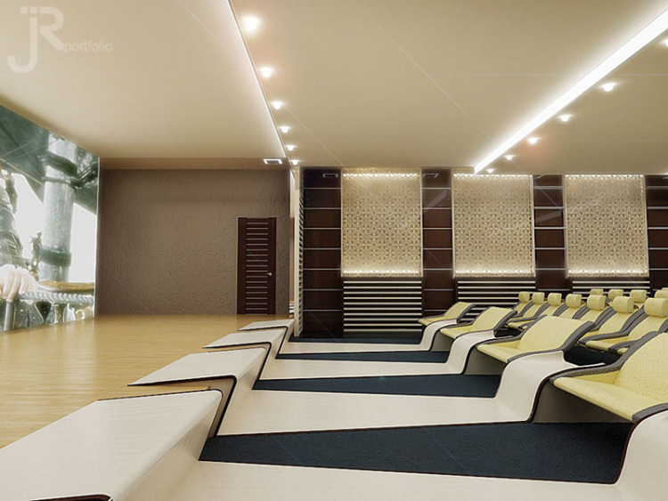 Проект зала фото дизайн
