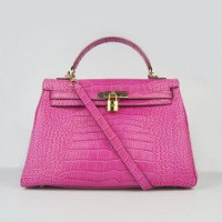 Сумки женские Hermes Hermes Kelly bag 32 cm 6108 cr-pink_g.