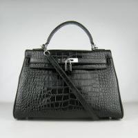 Сумки женские Hermes Hermes Kelly bag 32 cm 6108 cr-black_s.