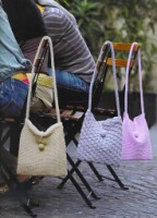 Фотография 5 - Вязаные сумки - Модные сумки - Фотоальбомы - Модные.