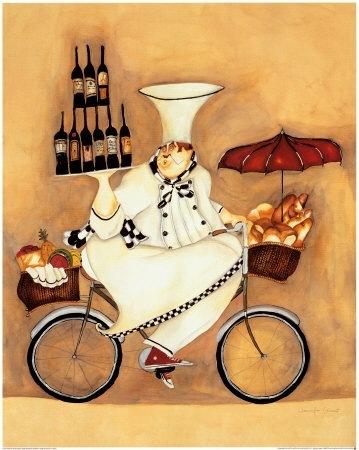 Рисунки для кухни кошки