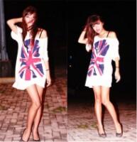 Тема:Британский флаг.