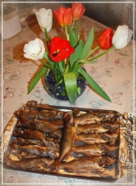 Окуни копченые рецепт приготовления с фото пошагово как готовить #1
