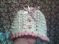зимняя шапка для девочки лет.  Автор:Admin.