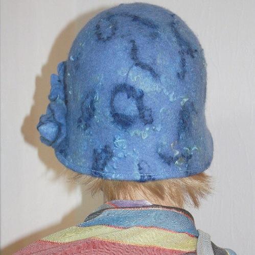 Мастер класс по валянию шляпок из шерсти