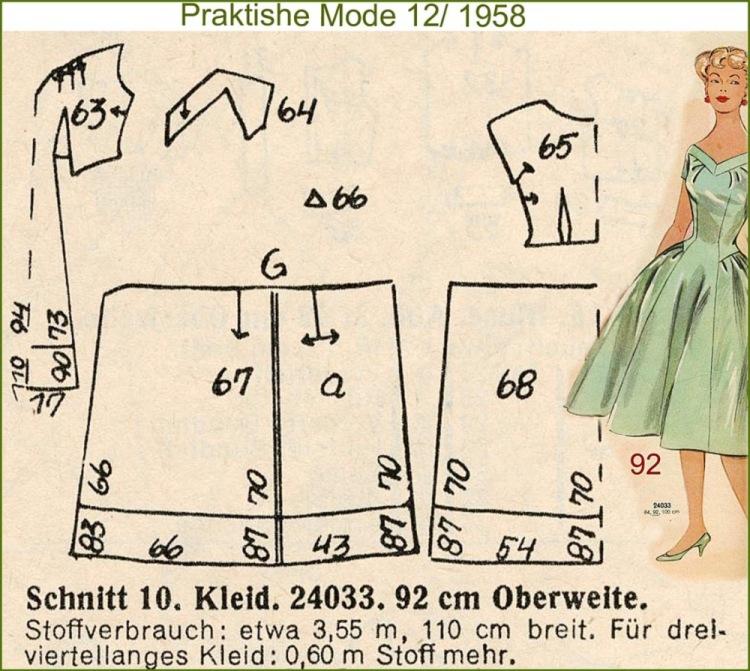 Выкройки платья для женщины 40 лет