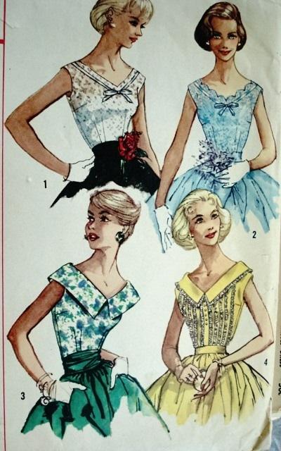 Комментарий мода 50 60 годов