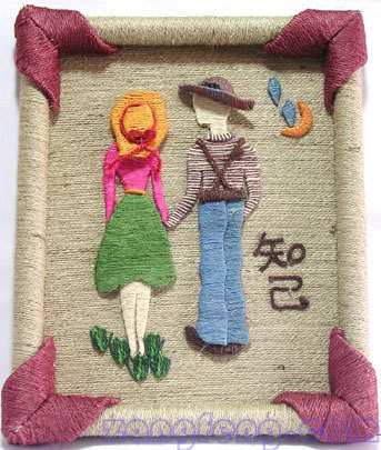 embroidered art : for gifts and decor