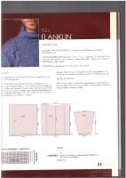 Вязание спицами модели схемы женский белый свитер с косами, вязаные...