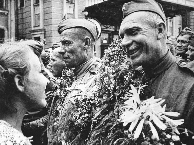 Потсдамская конференция 17 июля - 2 августа 1945 года. После Победы.