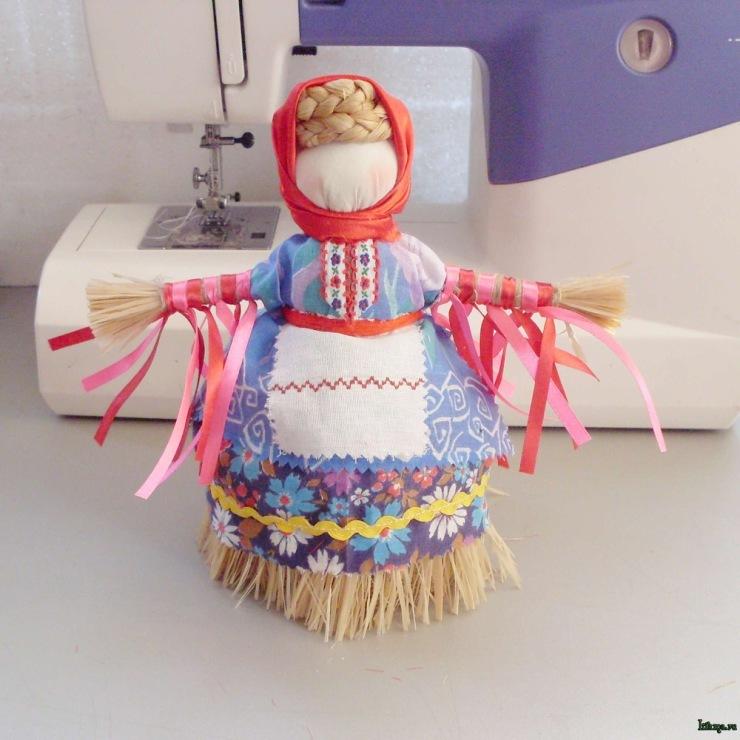 Кукла своими руками для масленицы