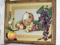 ФИ-004/FI-004 Персики и виноград.
