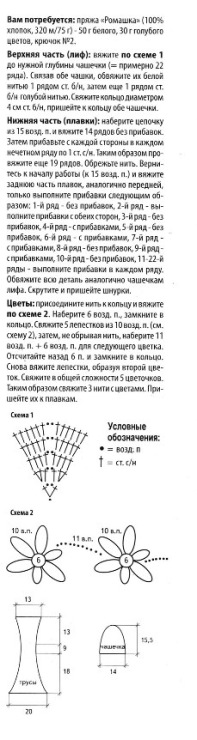 кофты вязание крючком легко