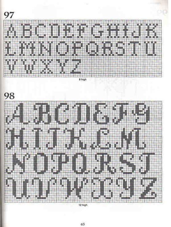 Канва в технике филе.  Предлагаем несколько схем филейных рисунков.  Они отлично подойдут для украшения вязаного...