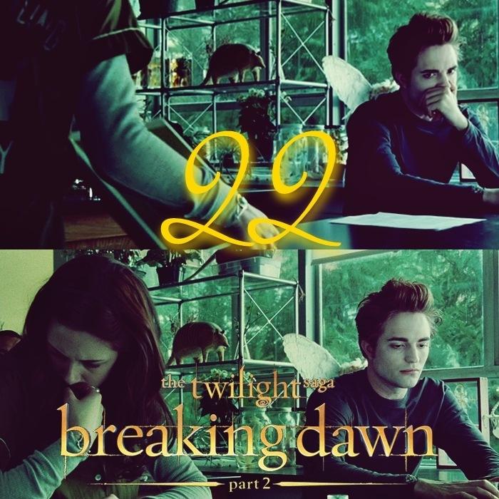 """until """"Breaking Dawn: Part 2"""""""